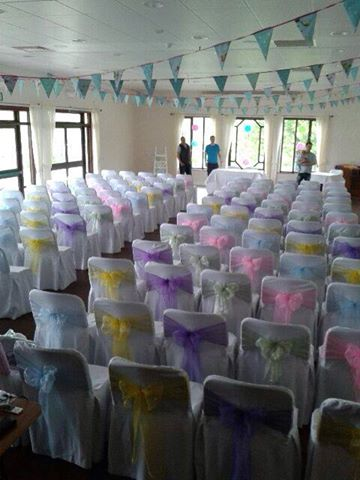 Diy Chair Covers And Sashes Sash